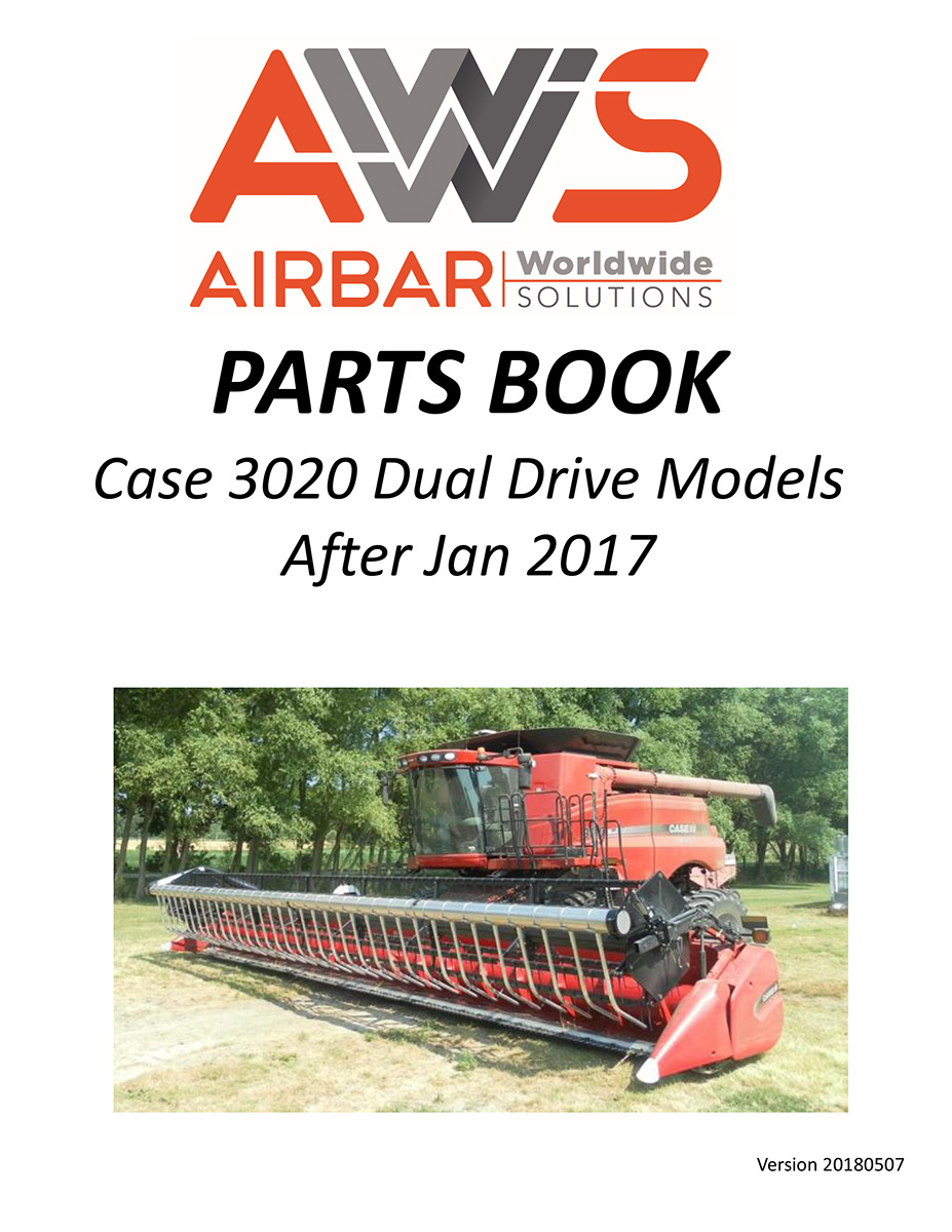 3020 Dual Drive Header Mount - Post Jan 2017