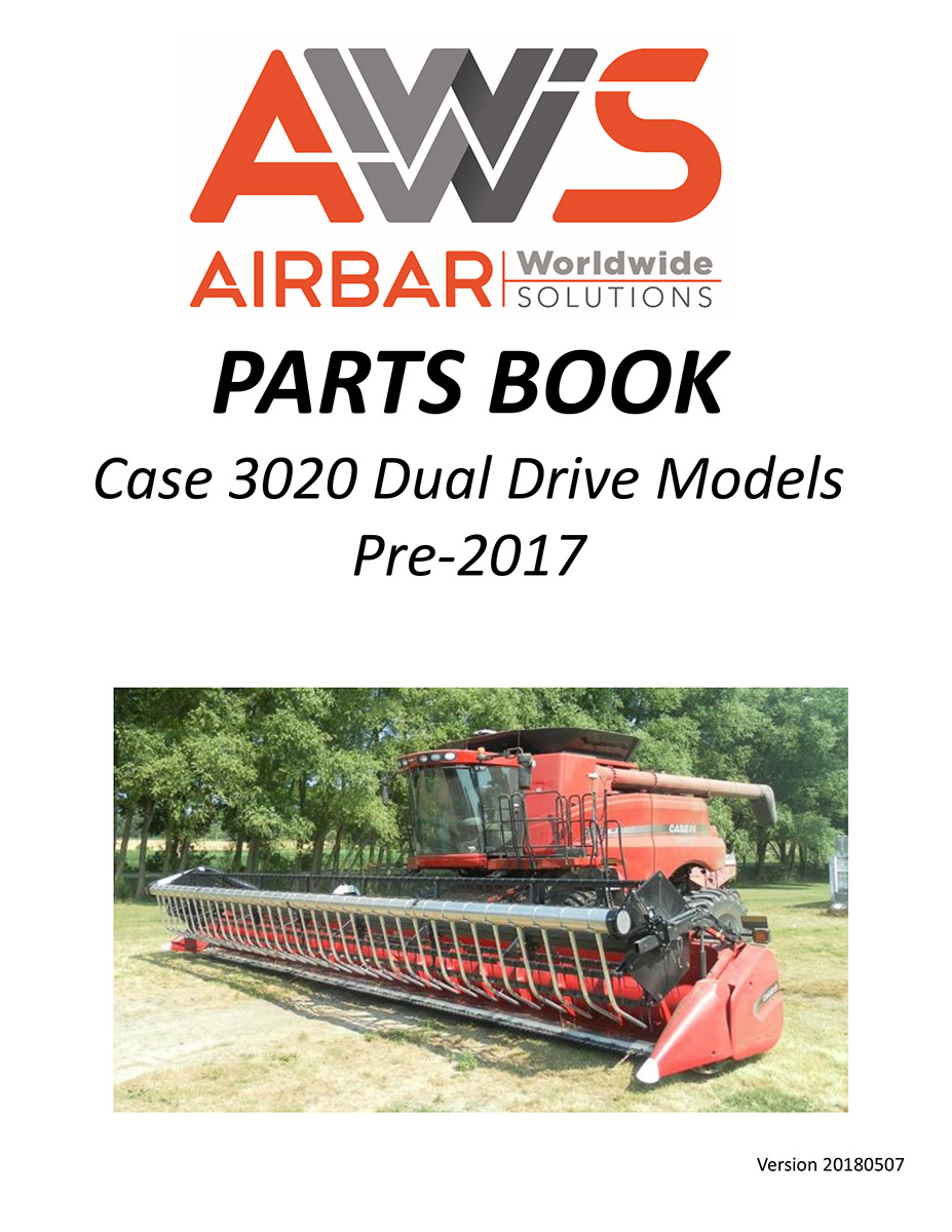 3020 Dual Drive Header Mount - Pre Jan 2017