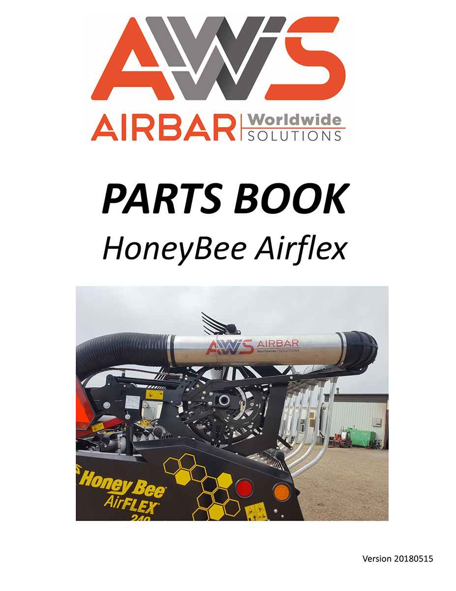 HoneyBee AirFlex Header Mount