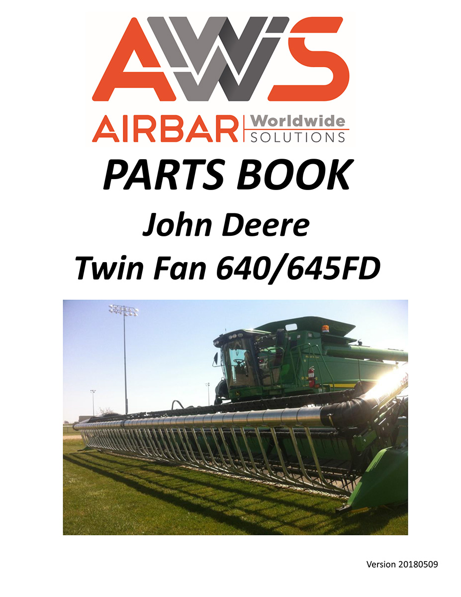 Twin Fan 640/640FD Header Mount