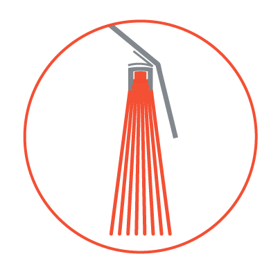 AWS Airbar - Brush Kits - Fine Bristle Brush
